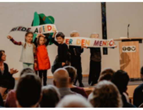Kindergarten- Gottesdienst 2017