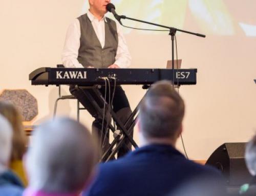 Gottesdienst mit Thomas Steinlein